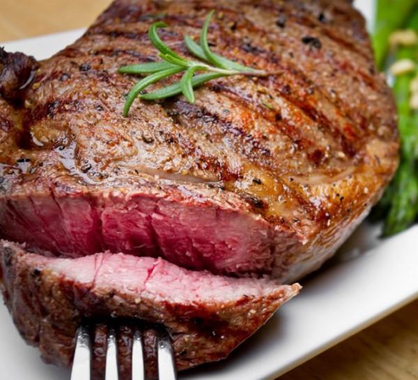 Rib-Eye-Steak