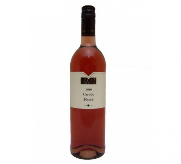 Manz Cuvée Rosé QbA mild
