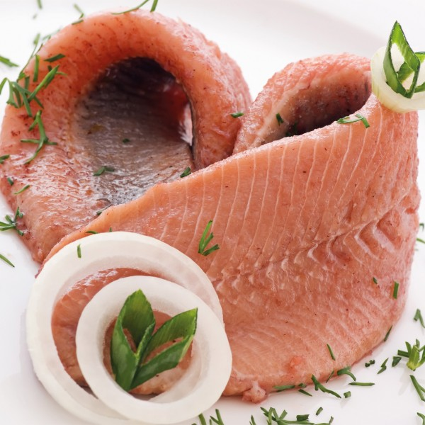 Kräuter-Matjes-Filet