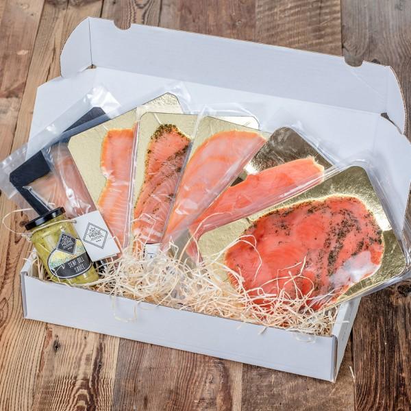 Gourmet Lachs-Vielfalt