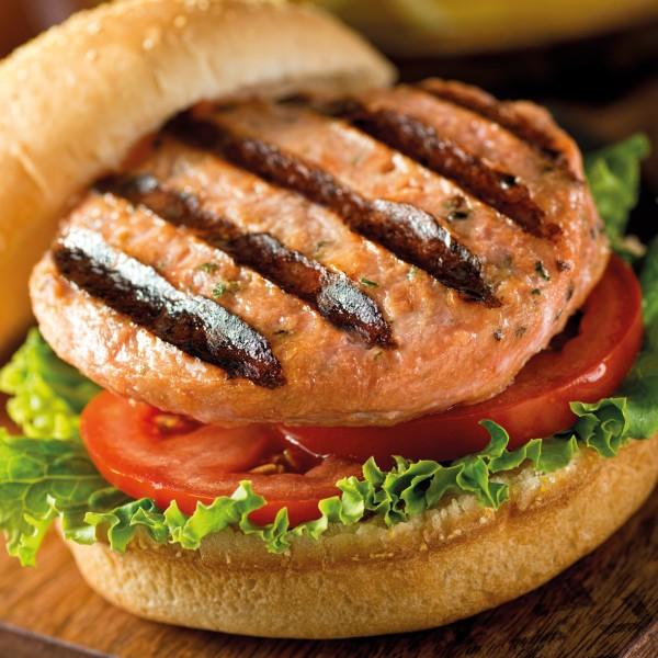 Alaska Wildlachs Burger Patties